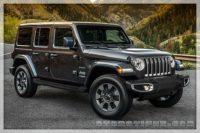 Harga Mobil Jeep Wrangler Sahara 4-Door