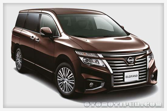 Harga Mobil Nissan Elgrand