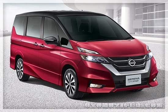 Harga Mobil Nissan Serena
