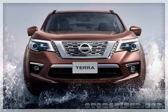 Harga Mobil Nissan Terra