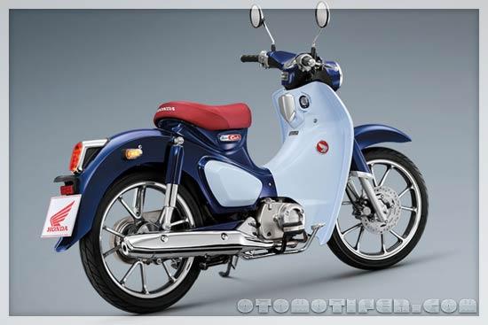 Harga Motor Honda Super Cub C125