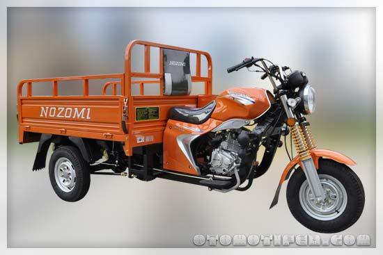 Harga Motor Roda Tiga Nazomi