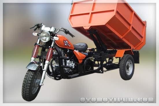 Harga Motor Roda Tiga Tossa