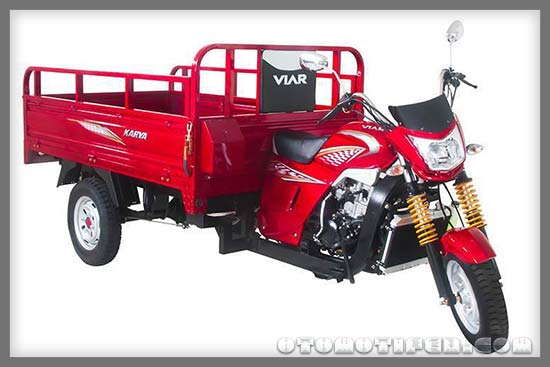 Harga Motor Roda Tiga Viar Karya 150 Long