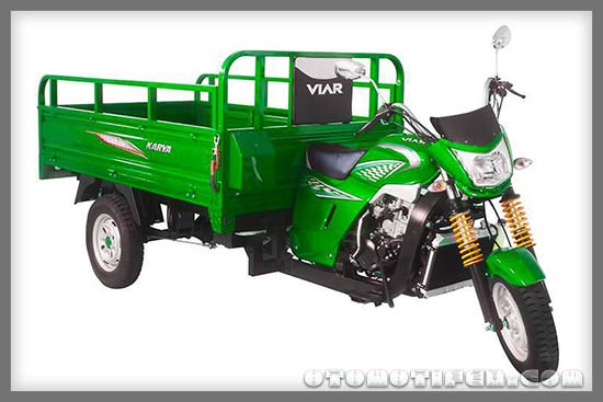 Harga Motor Roda Tiga Viar Karya 200