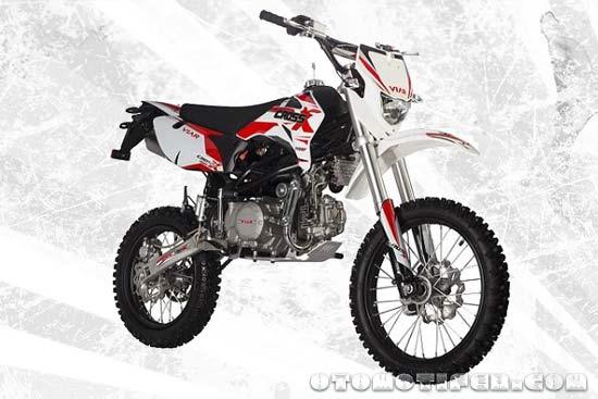 Harga Motor Viar Cross X 150 SF