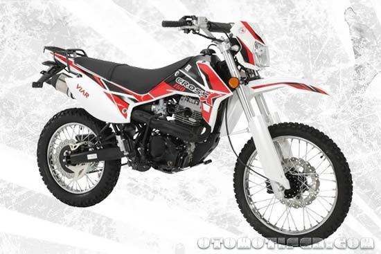 Harga Motor Viar Cross X 150