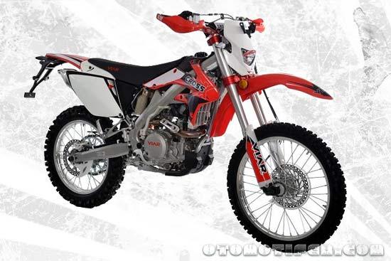 Harga Motor Viar Cross X 250 ES