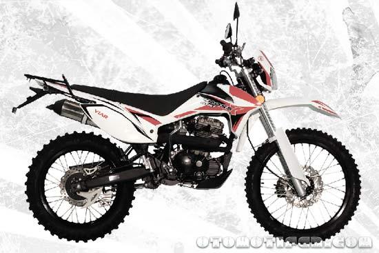 Harga Viar Cross X 200 GT