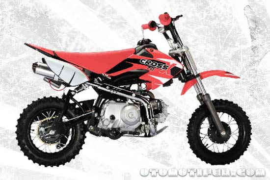Harga Viar Cross X 70 Mini Trail