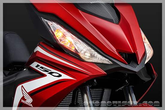 Lampu Supra GTR 150