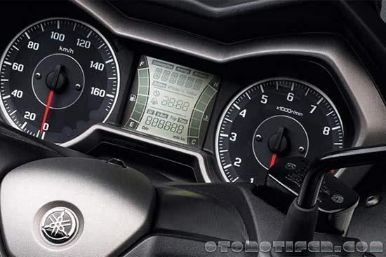 Speedometer Yamaha XMAX