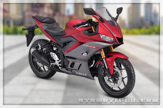 Spesifikasi dan Harga Yamaha R25.