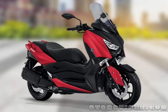 Spesifikasi dan Harga Yamaha Yamaha XMAX