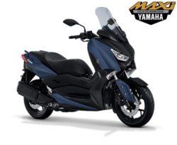 Warna Yamaha XMAX Biru