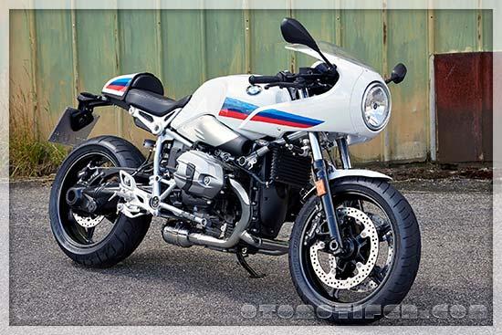 Gambar BMW R nineT Racer