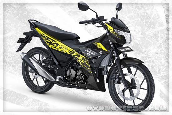 Gambar All New Satria F150