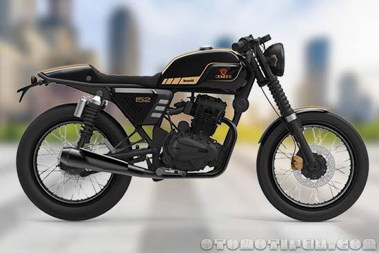 Gambar Benelli Motobi 152