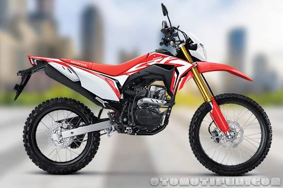 Gambar Honda CRF150L