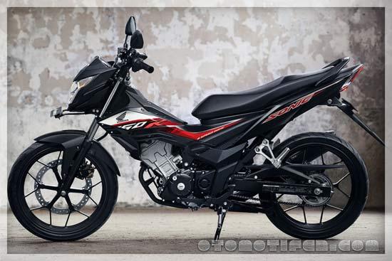 Gambar Honda Sonic 150R