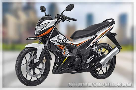 Gambar Honda Sonic 150cc