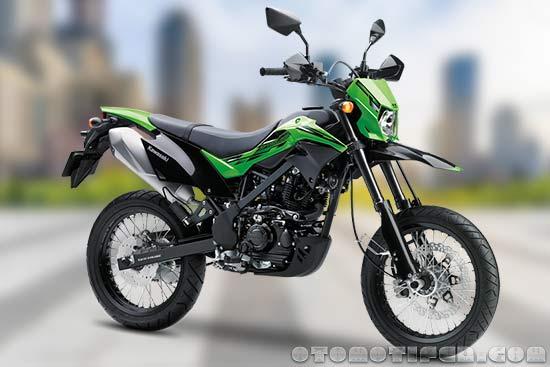 Gambar Kawasaki D-Tracker SE
