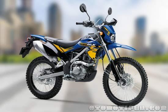 Gambar Kawasaki KLX 150 BF