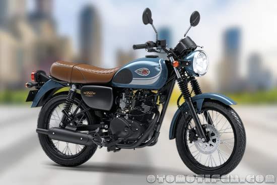Gambar Kawasaki W175
