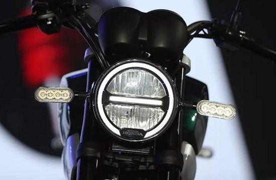 Gambar Lampu Honda CB190SS