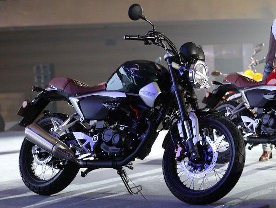 Gambar Motor Honda CB190SS