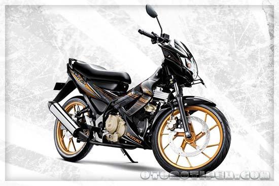 Gambar New Suzuki Satria F150 (2013)