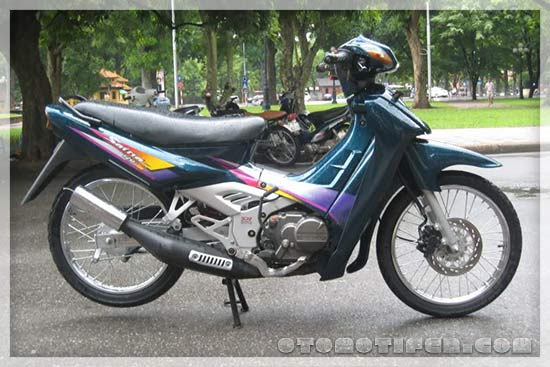 Gambar Suzuki Satria 120 S (1997)