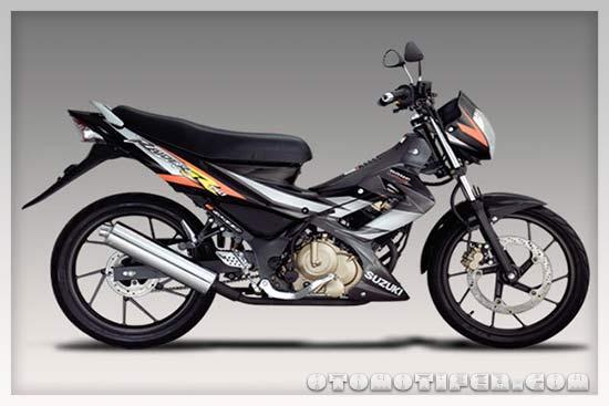 Gambar Suzuki Satria F150 CKD (2006)