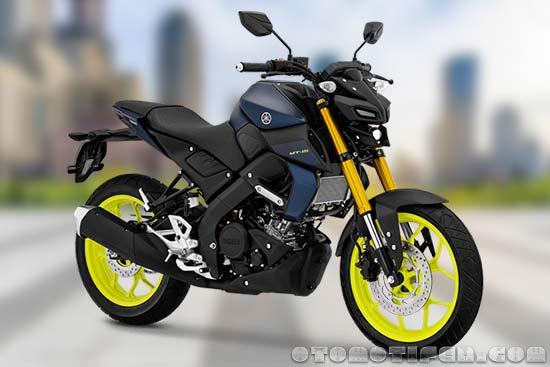 Gambar Yamaha MT-15