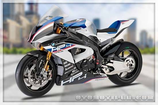 Haga Motor BMW HP4 Race