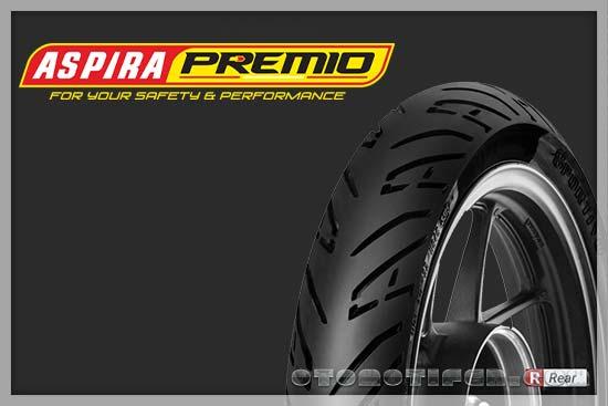 Harga Ban Aspira Premio Motor Matic