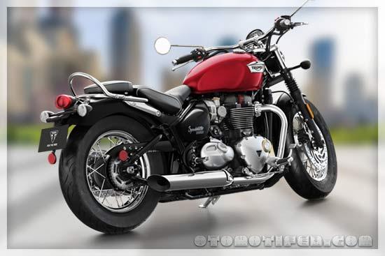 Harga Motor Triumph Bonneville Speedmaster