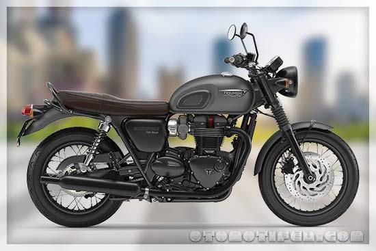 Harga Triumph Bonneville T120 Black