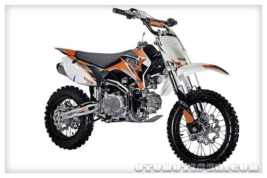 Harga Motor Viar Cross X 100