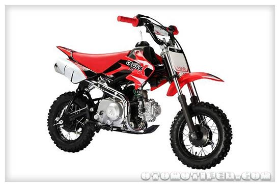 Harga Motor Viar Cross X 70