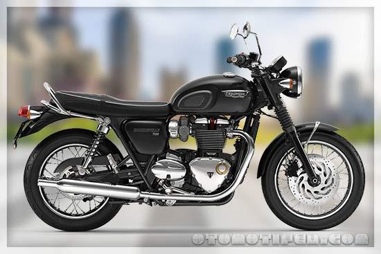 Harga Triumph Bonneville T120