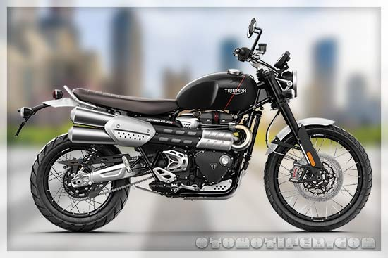 Harga Triumph Scrambler 1200 XC