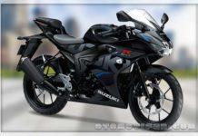 Spesifikasi dan Harga Suzuki GSX-R150