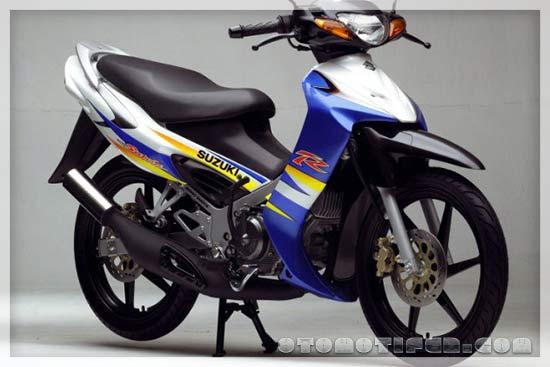 Suzuki Satria 120 R LSCM (2003)