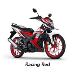 Warna Honda Sonic 150 Racing Red