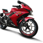 Warna Suzuki GSX R150 Matt Red