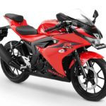 Warna Suzuki GSX R150 Red