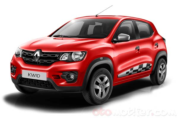 Mobil City Car Murah Renault