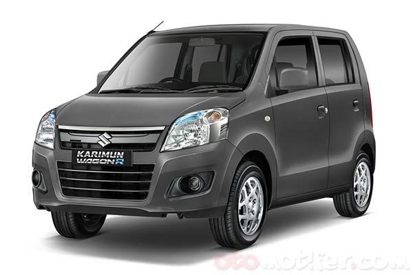 Gambar Suzuki Karimun Wagon R GS