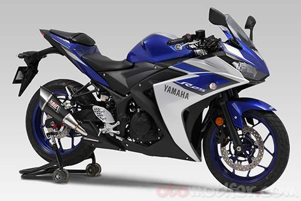 Harga Knalpot Yoshimura Yamaha R25